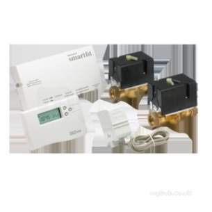 Honeywell Smartfit Controls -  Smartfit S Plan Pack With 22mm Valve 7 Day Optimum Start