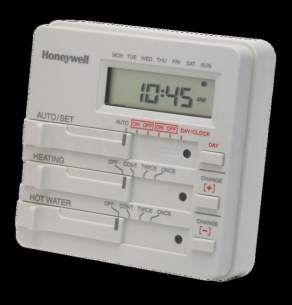 Honeywell Domestic Controls and Programmers -  Honeywell St799a 1003 Elec 7 Day Prog