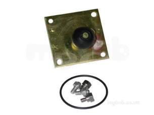 Honeywell Domestic Controls and Programmers -  Honeywell 4000-3918-006 Plate And Ball Assy