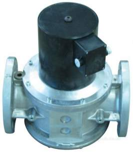 Honeywell Commercial Valves -  Honeywell Ve4100b 3000 4 Inch 240v Flange Sol Gas Vlv