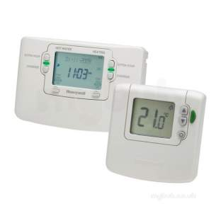 Honeywell Domestic Controls and Programmers -  Honeywell Sundial Rf2 Pack 2 Y9420h1008