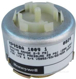 Honeywell Control Systems -  Honeywell Mp958a1009 Actuator Mp958a1009/u