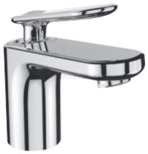 Grohe Tec Brassware -  Veris 32186 Basin Mixer Low Spout