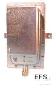 Electro Controls -  Electro Controls Efs 02heat Difference Pressure Switch 0.13/30mb
