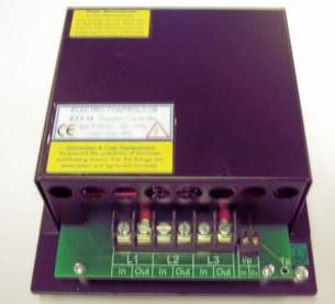 Electro Controls -  Electro Controls Ey 3-10 10.0kw 15 Amp 3ph Thyristor Controller
