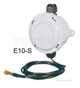 Electro Controls -  Ecl Es 10k3a1 Strap On Sensor Ip65