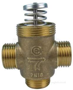 Satchwell Industrial Controls -  Tac 7210535000 Valve 2 Way 15mm 1.6kv