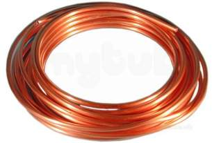 Electro Controls -  Ecl Ee Ct6 Copper Tube 6mm Od X 10m For