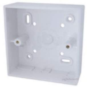 Electro Controls -  Elc Ee-bp5 Backbox Surface Mounting Epx