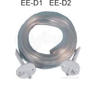 Electro Controls -  Black Elc Ee-d2 Duct Kit 2 Meter