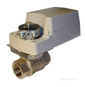 Electro Controls -  Elc Eb25-2c Ball Valve 2 Way 25mm 1 Inch Bsp