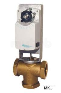 Electro Controls -  Elc Mk50 Valve Lift And Lay 50mm 2 Inch Brass
