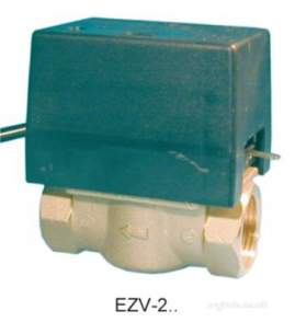 Electro Controls -  Elc Ezv-215 Valve Motorised 2 Port 1