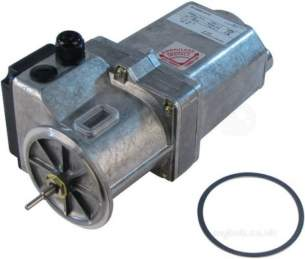 Johnson Controls Hydromotors and comm Valves -  Jcs Ah 5200-0310 High Low Off Act 230v