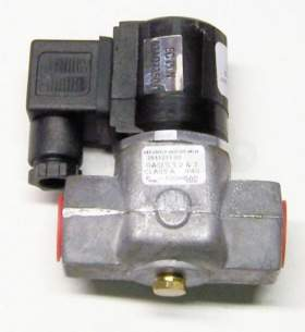Black Automatic Gas Controls -  Black 28 41211-00 1/2 Inch Class A Gas Solenoid Valve