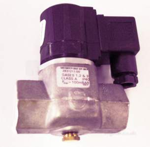 Black Automatic Gas Controls -  Black 28 31211-00 3/8 Inch Class A Gas Solenoid Valve