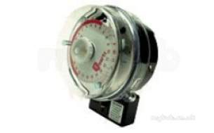 Sangamo Time Switches -  San Q555 2 24 Hr Quartz 2 On Off 4 Pin