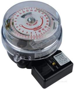 Sangamo Time Switches -  San Q551 13 F13 Solar Dial 1 On/off T/sw