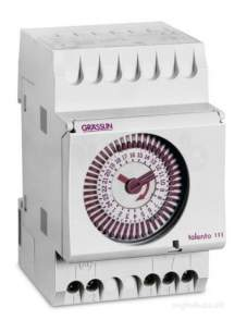 Grasslin Uk Ltd -  Gra V86 1 S1hu Syn 1 X 1 Our Timeswitch