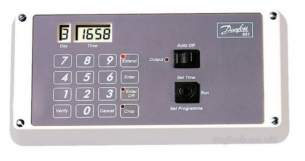 Danfoss Randall Timeclocks and Programmers -  Danfoss 851 1 Channel 10a Spco T/switch