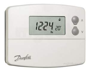 Danfoss Randall Timeclocks and Programmers -  Danfoss 087n791000 Tp5000si Prog R/stat