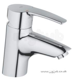 Grohe Tec Brassware -  Grohe Grohe Eurostyle 32468 Mono Lever Basin Mixer