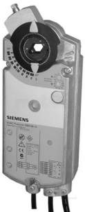 Landis and Staefa Control Systems -  Siemens Gbb331.1e 230v 25nm Rotary Actuator 3 Position