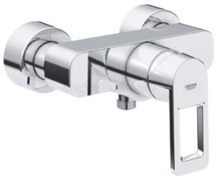 Grohe Tec Brassware -  Grohe Quadra Shower Mixer Exposed