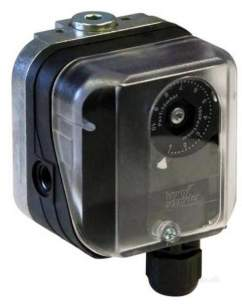 Kromschroder Uk Ltd -  Nu-way Krom Dg 10u-3 1.0-10mbar Auto Pressure Switch