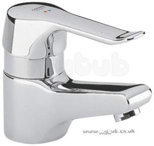 Grohe Commercial Products -  Grohe Euroeco 33124 Basin Mixer 33124000
