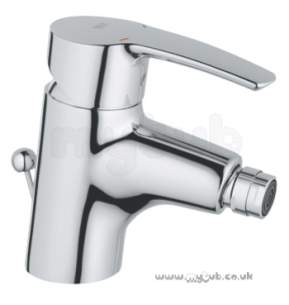 Grohe Tec Brassware -  Grohe Grohe Eurostyle 33565 Single Lever Bidet Mixer