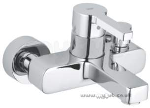 Grohe Tec Brassware -  Grohe Lineare 33849 Wall Mtd Single Lvr Bsm