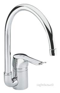 Grohe Commercial Products -  Grohe Euroeco 33898 Sink Mixer 33898000