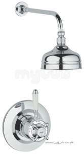 Grohe Shower Valves -  Grohe Avensys 34043 Grohemaster Dual Trad Bir Cp