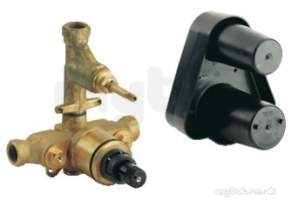 Grohe Shower Valves -  Hg 34100 Conc Therm Shower Mixer 34100000