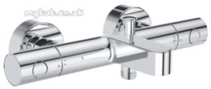 Grohe Shower Valves -  Grohtherm 1000 34215 Cosmo Exp Bath And Shower