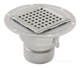 Blucher Drainage -  Domestic 150 Adj Drain 350.300.110