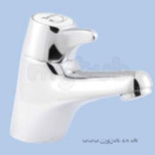 Twyfords Commercial Brassware -  Sf5251 One Tap Hole Spray Mixer Tap Chrome Plated Sf5251cp