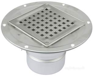 Blucher Drainage -  Domestic 150 Flanged Drain 360.300.110