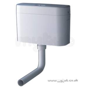 Grohe Commercial Products -  Grohe Dal Adagio 37762 6ltr Concealed Cistern Wh 37762sh0