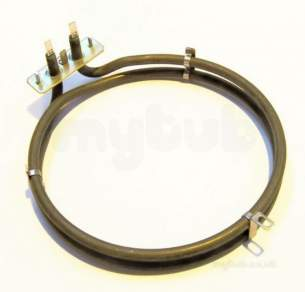 Stoves and Belling Cooker Spares -  Belling 082619738 Element Fan Oven 2kw