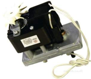 Goblin and Morphy Richards Spares -  Burco 082627593 Motor Drive Toastr 77010