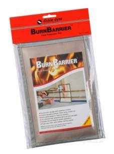 Cleaning Brushes and Asbestos Pads -  Ddm1 Burn Barrier Heat Protection Mat
