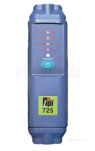 Test Products International Detectors -  Tpi 725 Combustable Gas Leak Detector