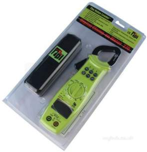 Test Products International Detectors -  Tpi 270 Clamp Meter Digital Full Dmm