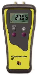 Test Products International Detectors -  Tpi 621 Manometer Differential D/i Mbars
