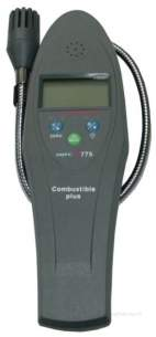 Test Products International Detectors -  Tpi 775 Co And Combustiable Gas Detector