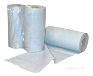 Cb Blue 3 Ply Perforated Wipes 3ply Wipe