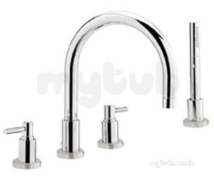 Eastbrook Brassware -  4.1223l Tec Lever Head 4th Bsm Cw Kit