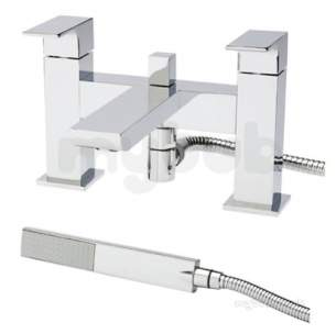 Eastbrook Brassware -  Eastbrook Art Bath Mixer Ch 4.5126